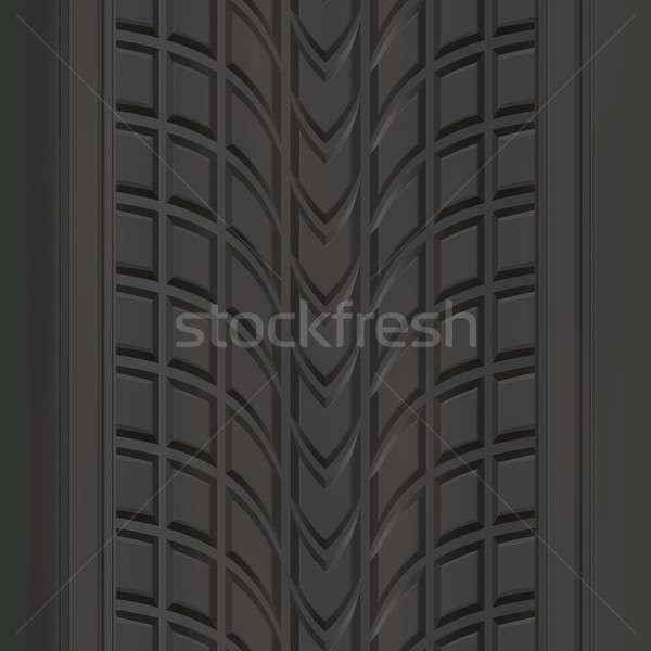 Tire Tread Pattern Stock photo © ArenaCreative