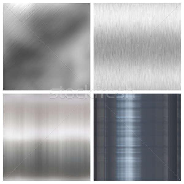 Alumínium választék csomag gyűjtemény négy különböző Stock fotó © ArenaCreative