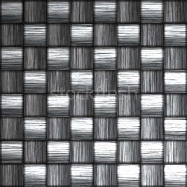 Gedetailleerd koolstofvezel textuur groot kunst element Stockfoto © ArenaCreative