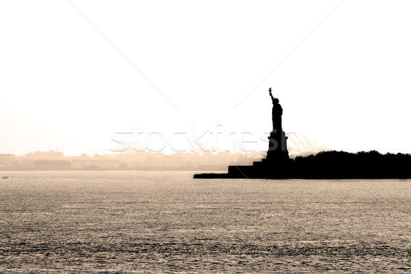New York Harbor Stock photo © ArenaCreative