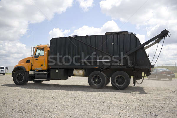 Garbage Truck Stock photo © ArenaCreative