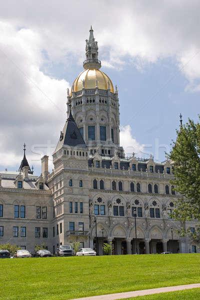 Hartford Capital Building Stock photo © ArenaCreative
