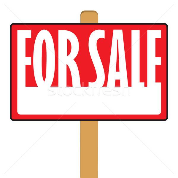 Vásár felirat copy space vektor formátum autó Stock fotó © ArenaCreative