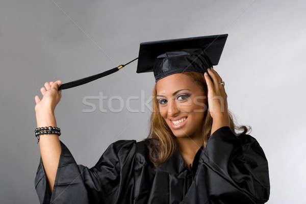 Happy Graduate  Stock photo © ArenaCreative