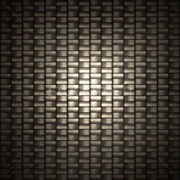 Detaillierte Kohlefaser Textur groß Kunst Element Stock foto © ArenaCreative