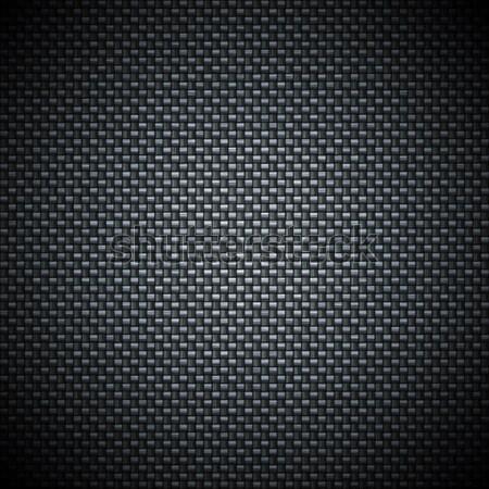 Fibra de carbono fondo realista 3D perspectiva Foto stock © ArenaCreative