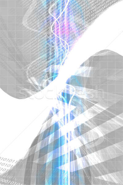 Electricity Backdrop Stock photo © ArenaCreative
