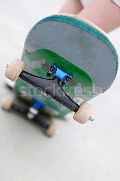 Skateboard Trucks Stock photo © ArenaCreative