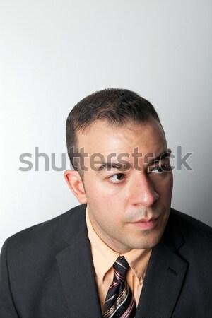 Serious Business Stock photo © arenacreative