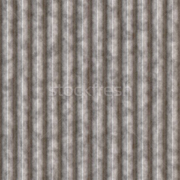 Galvanized Steel Stock photo © ArenaCreative