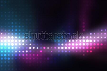 Funky mezzitoni moderno guardando Foto d'archivio © ArenaCreative