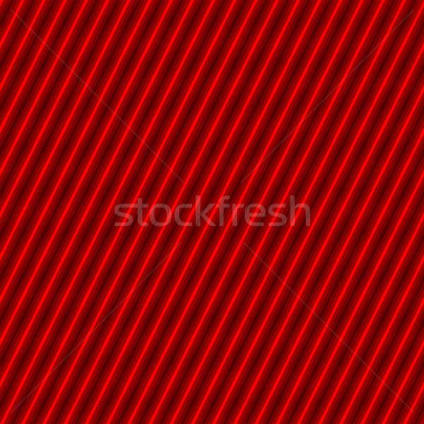 Apertado sem costura perigo vermelho preto Foto stock © ArenaCreative