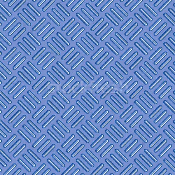 Gyémánt tányér fém textúra szép ipari építkezés Stock fotó © ArenaCreative