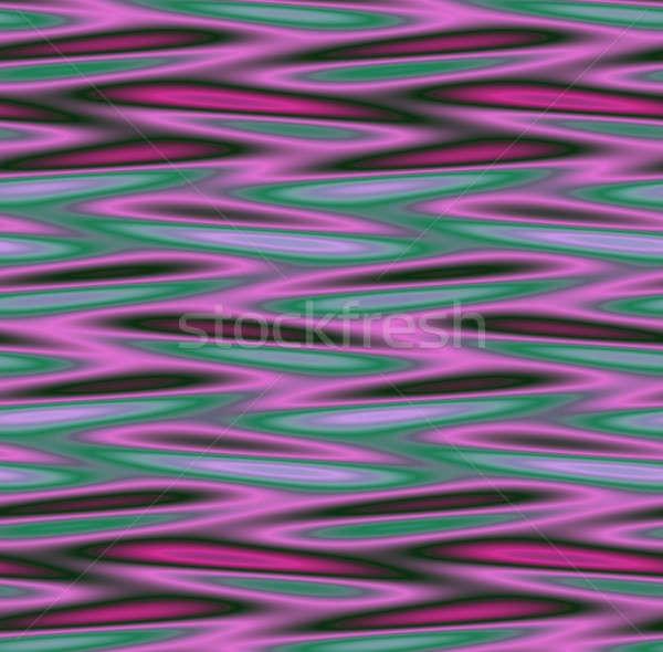 Purple Zig Zags Stock photo © ArenaCreative
