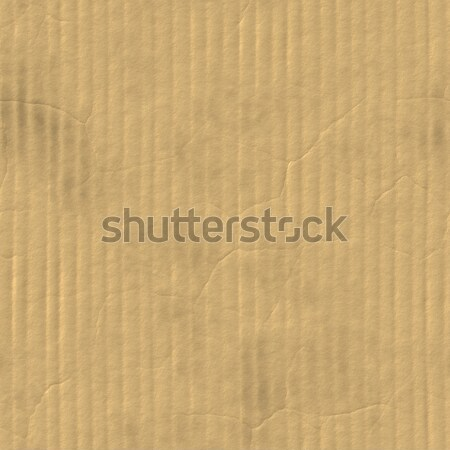 Cardboard Seamless Texture Stock photo © ArenaCreative