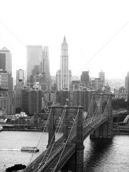 brooklyn bridge Stock photo © ArenaCreative