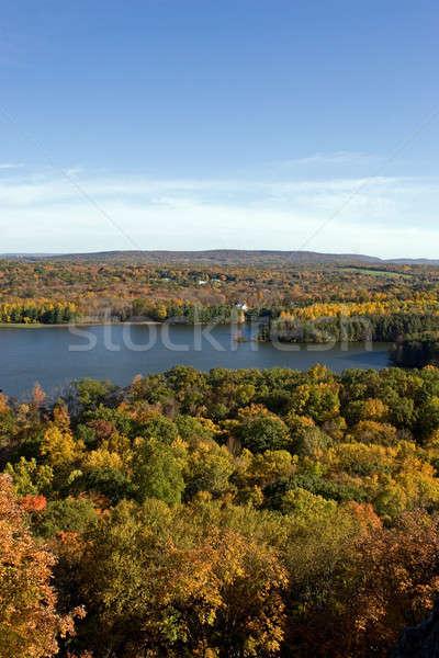 New England Peak Foliage Stock photo © ArenaCreative