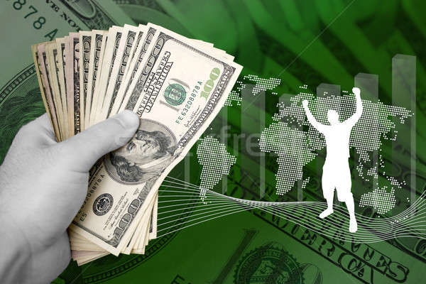 Money and Business Success Stock photo © ArenaCreative