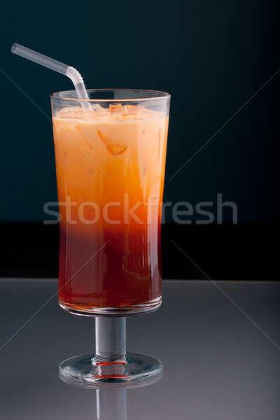 Thai Iced Tea Stock photo © ArenaCreative