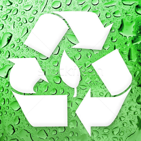 Going Green Recycling Stock photo © ArenaCreative
