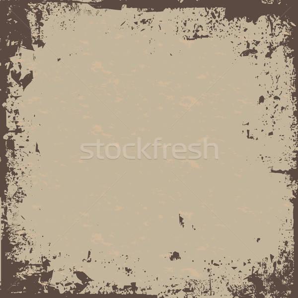 Foto d'archivio: Rosolare · grunge · vettore · guardando · tutti