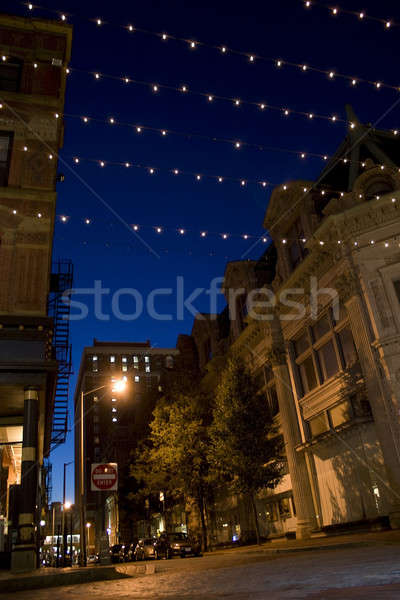 Providence City Streets Stock photo © ArenaCreative