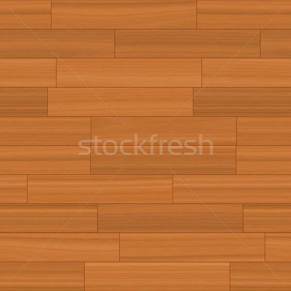 Bois plancher de bois modèle tuiles mur Photo stock © ArenaCreative