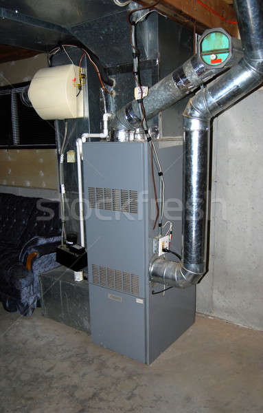 residential furnace Stock photo © ArenaCreative