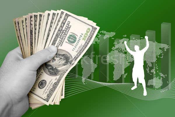 Business Marketing Success Stock photo © ArenaCreative