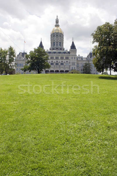 Hartford Capitol Building Stock photo © ArenaCreative