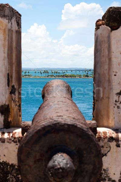 El Morro Canon Stock photo © ArenaCreative
