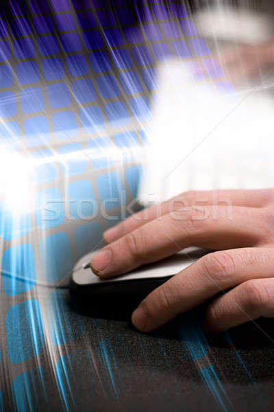 Computer Age Technology Stock photo © ArenaCreative