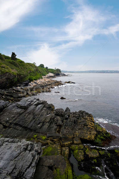 Newport Rhode Island Coastline Stock photo © ArenaCreative