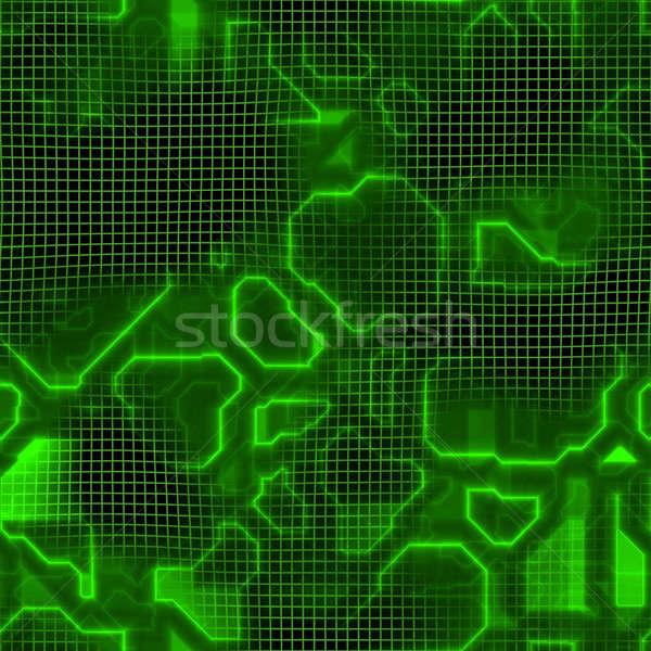 Computer Circuitry Texture Stock photo © ArenaCreative