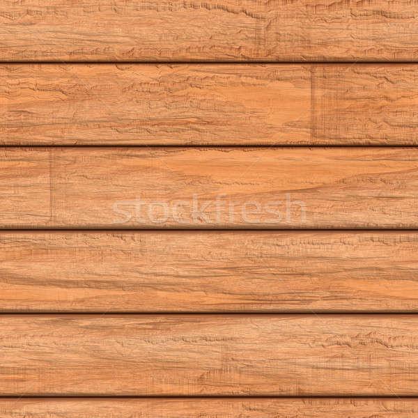 Wooden Boards Seamless Pattern Stock photo © ArenaCreative
