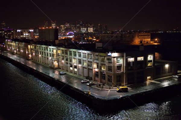 Boston Ship Port Stock photo © ArenaCreative