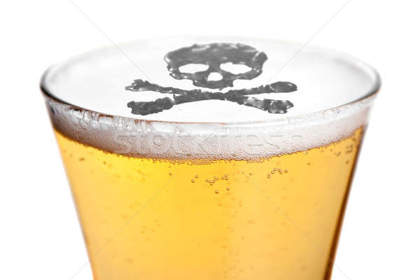 Alcoholism Is Deadly Stock photo © ArenaCreative