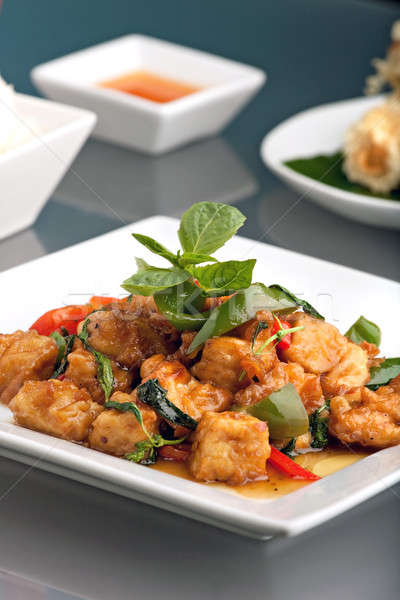 Delicious Thai Dish Stock photo © ArenaCreative