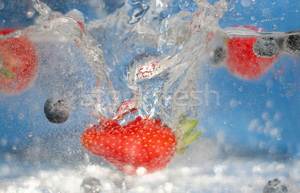 Summer Berries Stock photo © ArenaCreative
