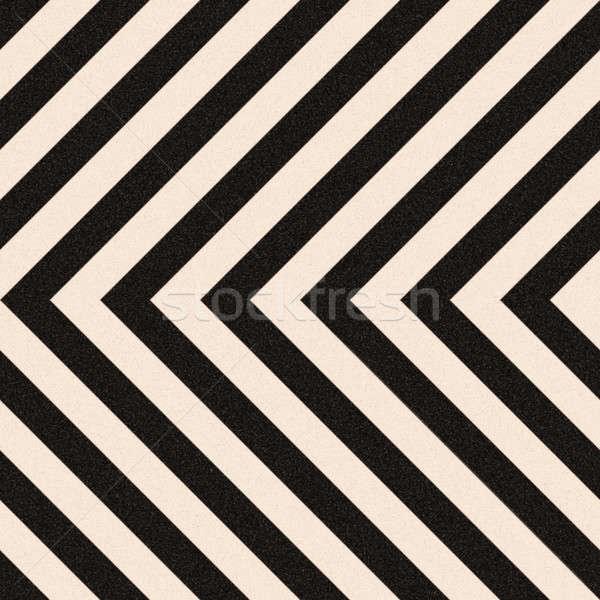 Seamless Hazard Stripes Stock photo © ArenaCreative