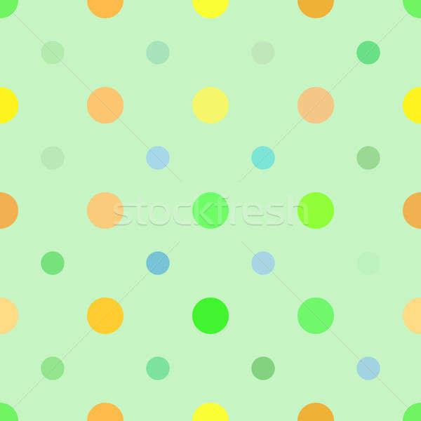 Dots Background Stock photo © ArenaCreative