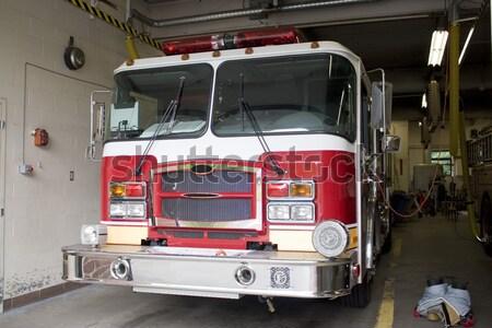 Fire Engine Stock photo © ArenaCreative