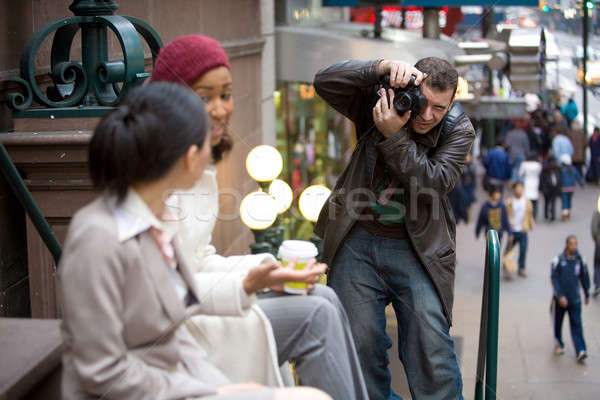 Commercial Photographer Stock photo © ArenaCreative
