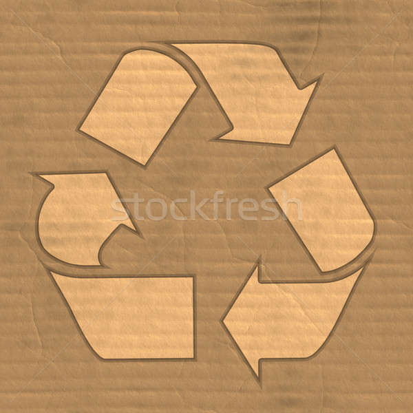 Cardboard Stock photo © ArenaCreative