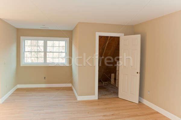 Brand New House Room Interior Stock photo © ArenaCreative