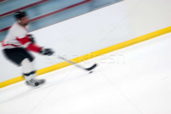 Hockey Player Stock photo © ArenaCreative