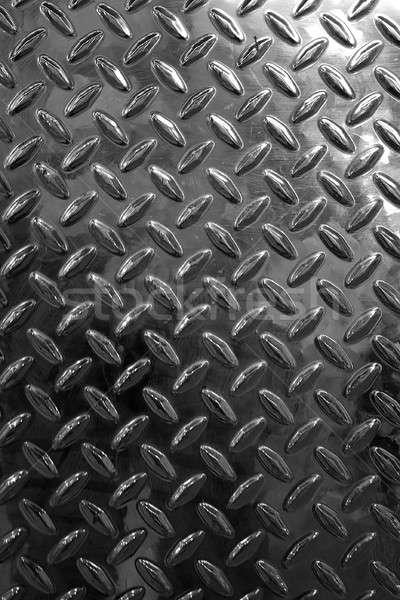 本当の ダイヤモンド プレート クローズアップ 素材 写真 ストックフォト © ArenaCreative