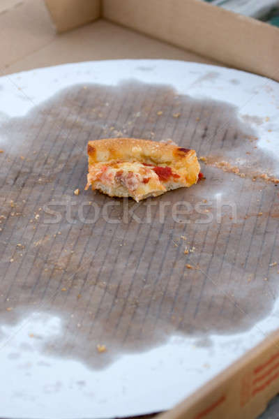 Pizza Box Stock photo © ArenaCreative