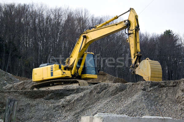 Heavy Duty Construction Stock photo © ArenaCreative