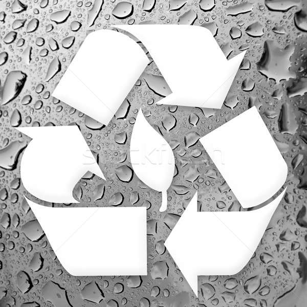 Recycling Symbol Stock photo © ArenaCreative